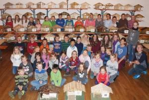Kinder- und Jugendgruppe mit Kripperl