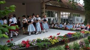 Tanz im Kurpark - Kindergruppe 01.06.17