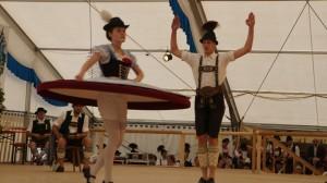 Kathi Messerer 13.08.17 Gauoffenes Preisplatteln in Traunstein