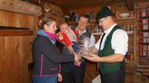 Weisen bei Familie Weidacher 29.10.2017