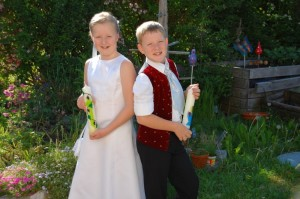 Antonia und Leonhard Kollmannsberger