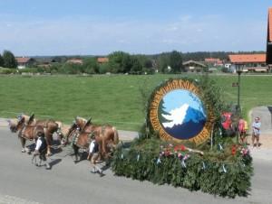 Gaufest in Rottau 29.07.18