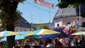 Marktfest 12.08.2018 - Sommerwetter