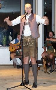 Klaus Löhmann 50. Geburtstag