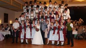 Hochzeit Peter Thaurer und Lisa Utz 27.10.2018