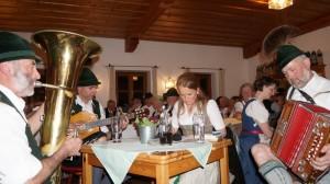 Hoagscht 16.03.2019 Mühlbachmusi mit Regina Wallner
